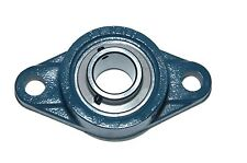 "1-3/16"" New UCFL 206-19 2 Bolt Flange Bearing"