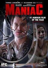 Maniac 0030306988191 With Elijah Wood DVD Region 1