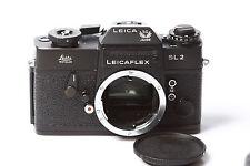Leicaflex SL2 Gehäuse schwarz 50Jahre Edition