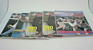 1998 & 1999 HALO Insider Aneheim Angels Lot Of 5 Pre-Owned Good