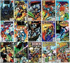 MARVEL DC AMALGAM COMICS LOT OF 15 SPAIN VARIANT COMICS IN SPANISH