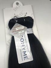 "Bohyme Remi Human Hair Machine-Tied Egyptian Wave 14""-#1"