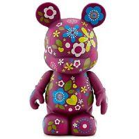 "Disney Vinylmation URBAN 7 series 9"" Figure Flowers-Mickey Mouse Sweetheart Love"