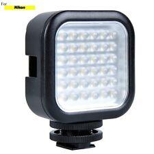 SLR/Photo/Video LED Light For Nikon D3400 D5500 D3300/200 D40X D50 D60 D80 D3200