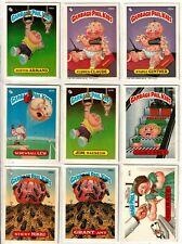 1987 GARBAGE PAIL KIDS SERIES 7 COMPLETE STICKER SET NO VARIATIONS