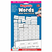 Magnetic Words Years 3,4,5 - Magnetic Set - Fun daily educational activity