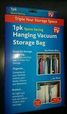 fabfe58623f7 Hanging Vacuum Bags   eBay