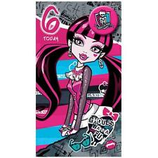 Monster High Age 6 Today 6th Birthday Card and Badge Gift