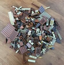 Lego Mixed Brown Bundle, Parts and Blocks
