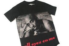 Tupac All Eyez On Me T Shirt Rap Tee Concert Tour Black Mens M