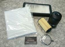 Inspektionspaket Filter Wartungskit Kia Rio II 1,5 CRDI 81KW 2005-