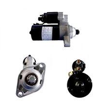 Fits VW VOLKSWAGEN Bora 2.3 V5 4-motion Starter Motor 1998-2001 - 19067UK