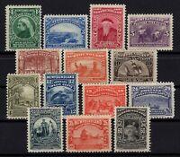 P131819/ NEWFOUNDLAND / CANADIAN PROV / SG # 66 / 79 MH COMPLETE - CV 465 $