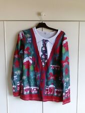 Novelty Christmas Printed Tops