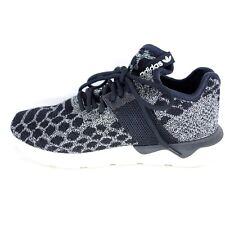 Adidas Mujer Low Deportiva Botín Tubula Corredor Prim Textil Negro Zapatos Np 99
