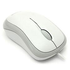 [Microsoft] Basic Optical v2.0 Mouse, USB, Wried, 800DPI, 3Button - Silver