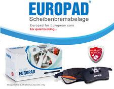 Mercedes Benz GLA200 CDI X156 2.1L 04/14-11/15 REAR Brake Pads EuroPad DB2318