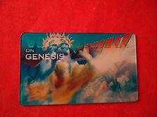 RARE Vectorman Sega Genesis Oscar Mayer Hot Dogs Lenticular Promo Card VERY COOL