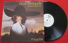 "ROCIO BANQUELLS c/ Mariachi Vargas de Tecalitlan ""Entrega... RARE 1987 LP Spain"