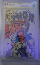 Thor 337 cbcs 9.6 first beta ray bill. signed by Walt Simonson