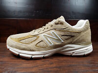 New Balance M990HL4 Suede Mens Running 990v4 (Hemp / Linseed) Made in USA