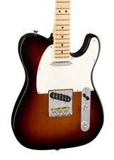 Fender American Pro Telecaster, 3-Colour Sunburst, Maple Fingerboard (NEW)