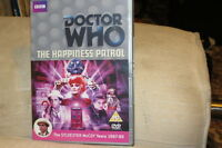 Doctor Who - The Happiness Patrol  (Special Edition) VGC - dispatch in 24 hours!
