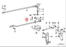 Genuine BMW E36 Convertible Push Rod Top OEM 54348174834
