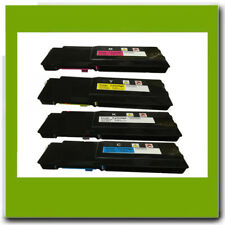 1SET NON-OEM Dell C2660 C2265 Toner For RD80W C-488NH M_VXCWK Y_YR3W3