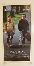 Rain Man - Original Movie Poster