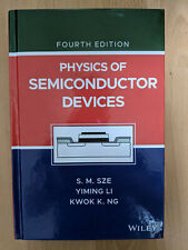 Physics of Semiconductor Devices, Hardcover by Sze, S. M., 4th edition