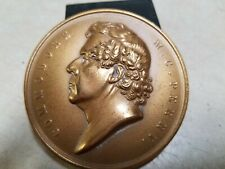 1854 Perry Commemorative Medal, US Mint Restrike, COMMODORE