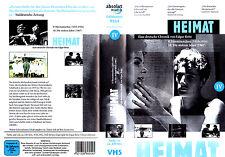 VHS -- HEIMAT 4 - Eine deutsche Chronik von Edgar Reitz --