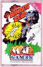 Bandits à zéro (Mastertronic M.A. D) le commodore 16 +4 - GC & complet < MQ >