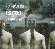 KLANGFUSION 1 SITD & PAINBASTARD 2CD Digipack 2007 LTD.3000