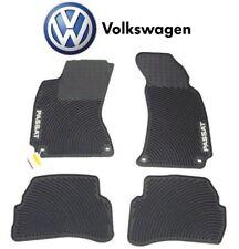 VW Passat & Passat Wagon B5 98-05 Set of 4 Monster All Season Black Floor Mats