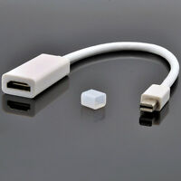 Thunderbolt to HDMI Cable Adapter Mini DisplayPort to HDMI For Apple MacBook