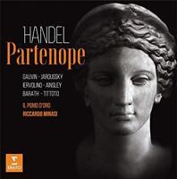Philippe Jaroussky - Handel: Partenope (NEW 3CD)