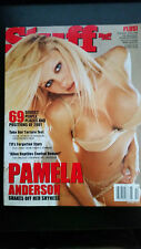 PAMELA ANDERSON  October 2003 STUFF Magazine