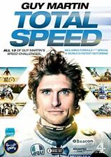 Guy Martin Total Speed Boxset (series 123 and F1 Special) [DVD]