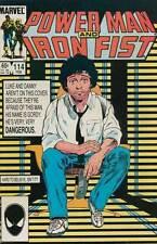 POWER MAN AND IRON FIST #114 VERY FINE/ NEAR MINT 1985 (1ST SERIES 1972)