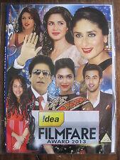!dea FILMFARE Award 2013 DVD w/ Hindi  AUDIO Bollywood TV Awards Show India!
