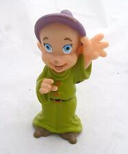 Dopey Snow White and the Seven Dwarfs Disney Figure Figurine Dwarf Bath Tub Toy