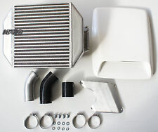 HPD 1HDFT 24V TOP MOUNT INTERCOOLER KIT FOR TOYOTA LANDCRUISER 80 SERIES