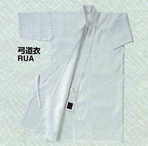 Kusakura Kyudo gi White (for boys / for Men) [RUA1-4] FedEx ships from JAPAN