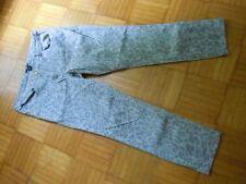 H&M Damenhosen mit mittlerer Bundhöhe aus Baumwollmischung