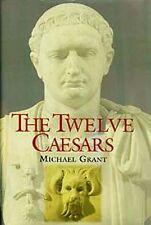 Twelve Caesars Ancient Rome Julius Caesar Augustus Nero Caligula Claudius Antony