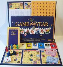 Vintage / Retro 1980's Game Of The Year By Spear's Games