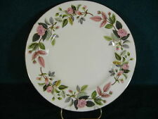 """Wedgwood Hathaway Rose R4317 Round 9"""" Diameter Luncheon Plate(s)"""