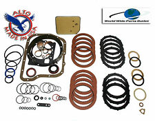 Dodge A727 Transmission Rebuild Kit High Performance Kit Stage 3 Red, Kolene TF8